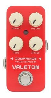 Pedal Valeton Ccs-1 P/ Guitarra Compressor Vint.