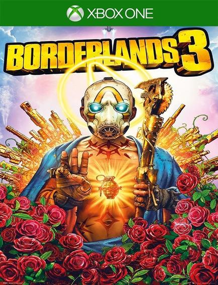 Borderlands 3 Xbox One - Original (25 Dígitos)