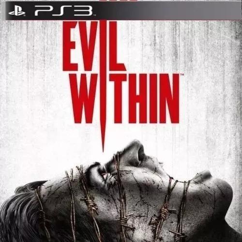 The Evil Within Ps3 Psn Jogo Terror