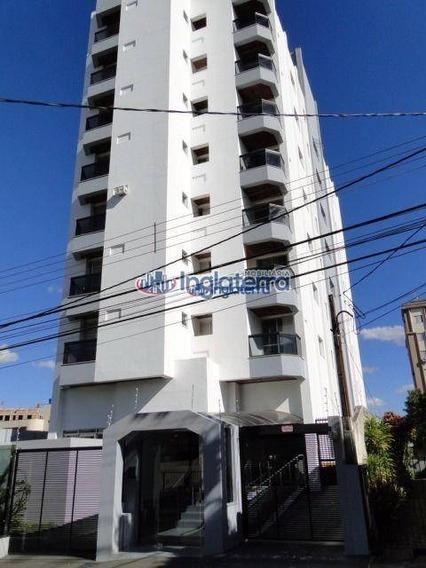 Apartamento Com 3 Dormitórios À Venda, 121 M² Por R$ 350.000,00 - Vila Ipiranga - Londrina/pr - Ap0268