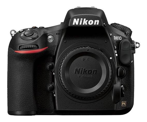 Cámera Nikon D810 Corpo+nf