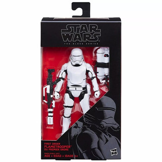 Star Wars Flametrooper Black Series First Order Envio Gratis