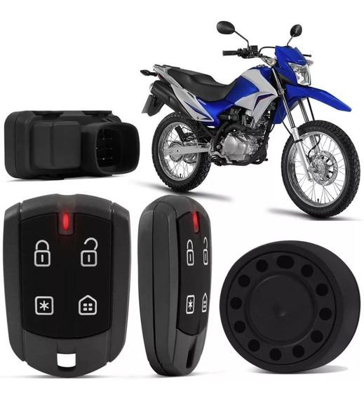 Alarme Moto Positron Dedicado G8 Honda Bros 150 160 Xre 190