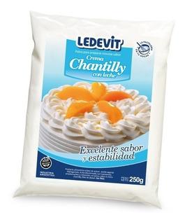 Chantilly Ledevit En Polvo 250 Grs Delmy