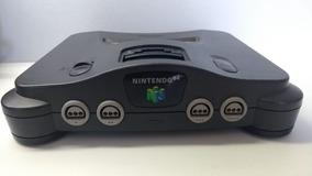 Nintendo 64 Japonês - Somente Console! - No Estado! Ler Obs.