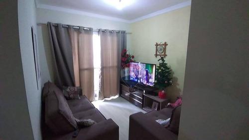 Imagem 1 de 10 de Apartamento Com 2 Dormitórios À Venda, 64 M² Por R$ 260.000,00 - Jardim Bom Clima - Guarulhos/sp - Ap0084