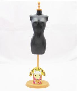 Maniqui Pequeño Para Ropa De La Barbie