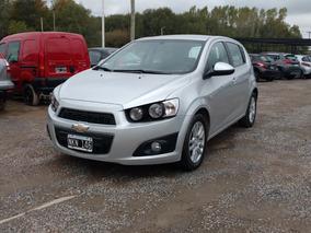 Chevrolet Sonic Lt Mt 5p 1.6 N