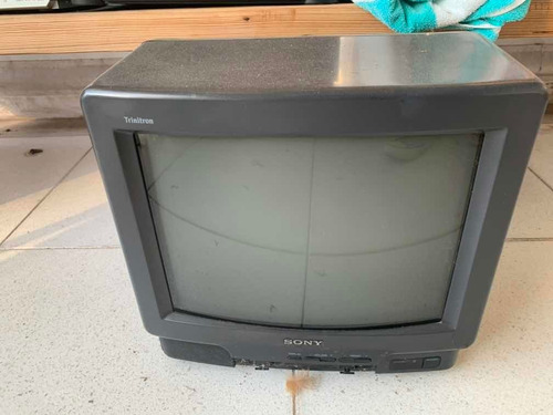 Televisor Sony Color Trinitron 13 Pulgdas