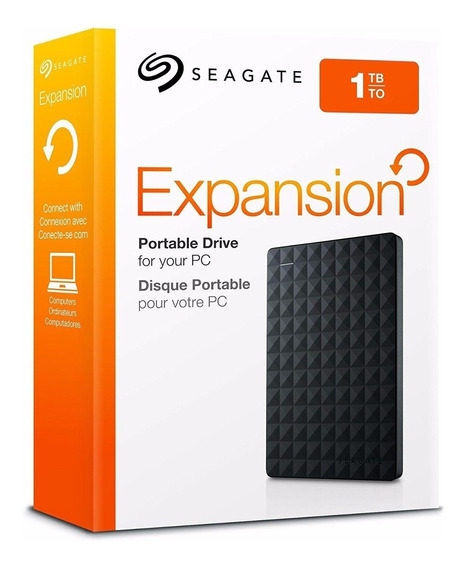 Disco Rigido Externo Portatil Seagate Expansion 1tb Usb