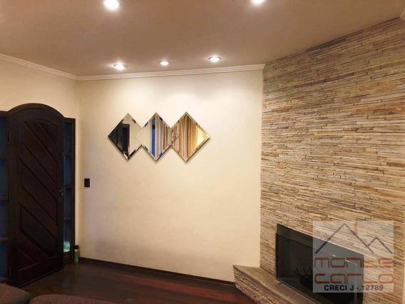 Sobrado Com 2 Dormitórios À Venda, 187 M² Por R$ 850.000 - Jardim Wallace Simonsen - São Bernardo Do Campo/sp - So0325