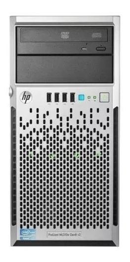 Promoção Servidor Hp Ml310 G8 V2 1 Xeon E31220v3 8gb
