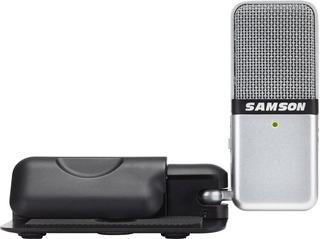 Samson Gomic Micrófono Condenser Usb Con Clip