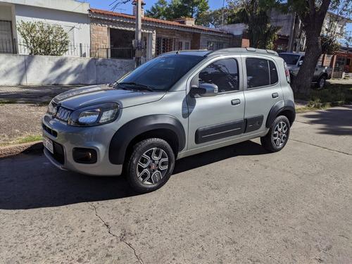 Fiat Uno Way. 42000 Km, Única Dueña, Excelente Estado.
