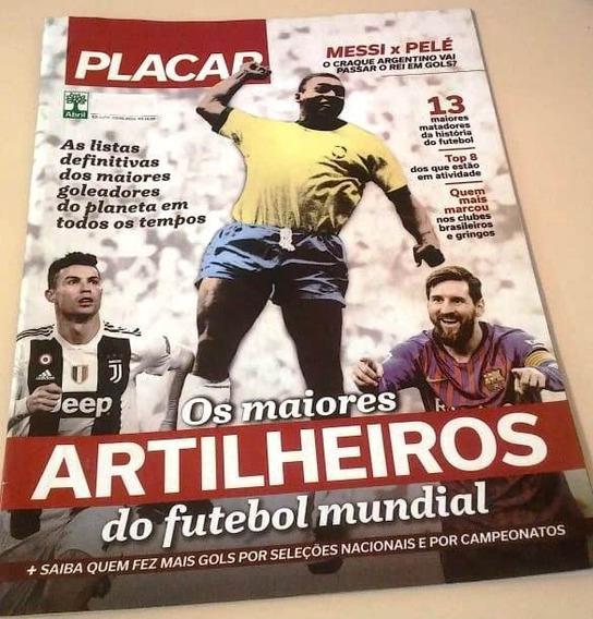 Placar Ed 1450 Abril/2019 Os Maiores Artilheiros Do Futebol
