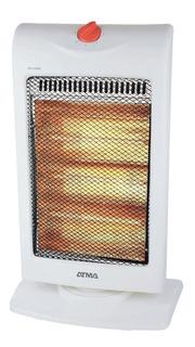 Estufa Electrica Halogena Atma Ch1616 1400w Calefactor Dacar