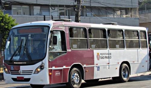 Imagem 1 de 15 de Ônibus Micrão Urbano Escolar Neobus Spectrum City Único Dono