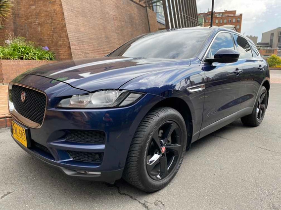 Jaguar F-pace Prestige 2.0 Tdi