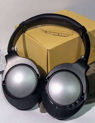 Fone De Ouvido Bluetooth Jh903 Estéreo 5.0 Anc