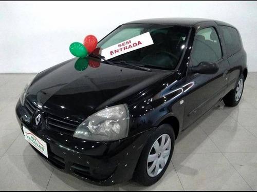 Renault Clio Hatch. Authentique 1.0 16v (flex) 1.0 16v
