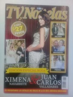 Ximena Navarrete En Tv Y Novelas Edición Especial La Boda