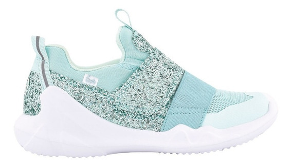 Zapatillas Flexy Aqua Glitter Ultraliviana - Footyoficial