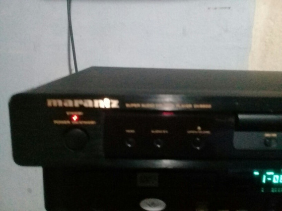 Defeito Marantz Super Áudio Cd/dvd Player Dv6600