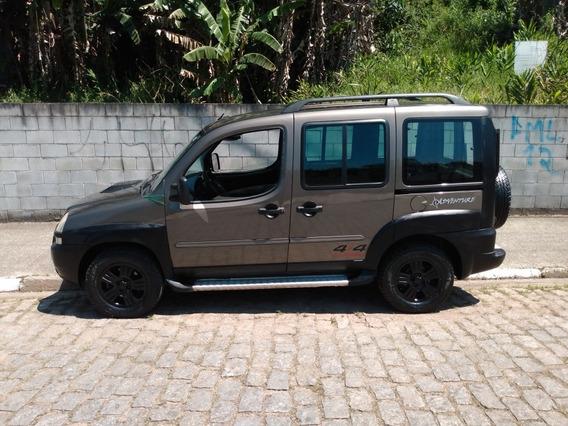 Fiat Doblo 1.8 Elx Flex 5p 2009
