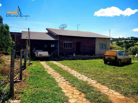 Chácara Com 3 Dormitórios À Venda, 20000 M² Por R$ 400.000 - Souzania - Anápolis/go - Ch0072