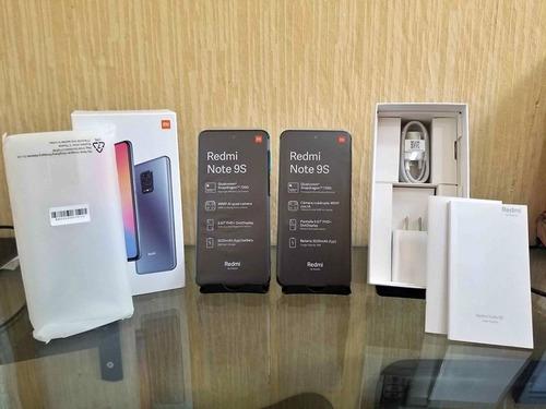 Imagen 1 de 1 de Xiaomi Redmi Note 9s 64gb / 4gb Ram