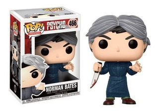 Funko Pop! Psicosis - Norman Bates 466 Original