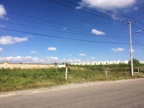 Terreno Ideal Para Desarrollo Habitacional O Industrial