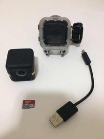 Polaroid Cube + Capa Protetora + Micro Sd 32gb