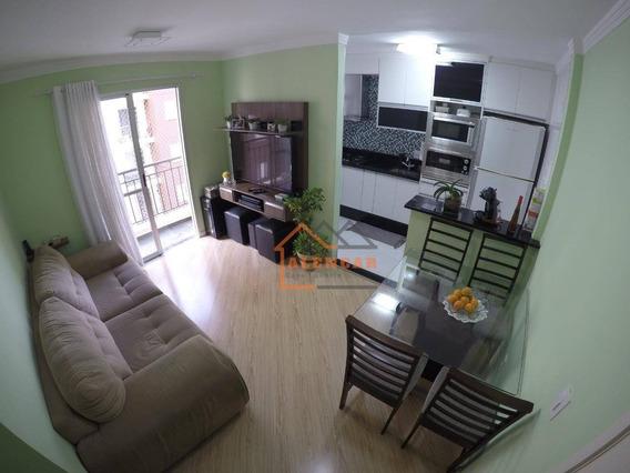 Apartamento Com 2 Dormitórios À Venda, 47 M² Por R$ 215.000,00 - Parada Xv De Novembro - São Paulo/sp - Ap0091
