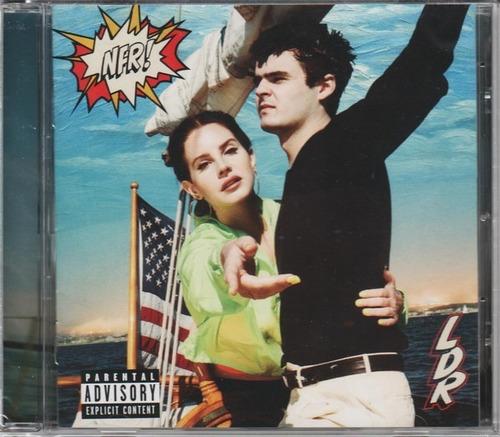 Lana Del Rey Nfr! Cd Nuevo Y Sellado Musicovinyl