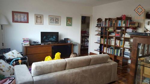 Apartamento Com 3 Dormitórios À Venda, 102 M² Por R$ 850.000,00 - Vila Olímpia - São Paulo/sp - Ap43795
