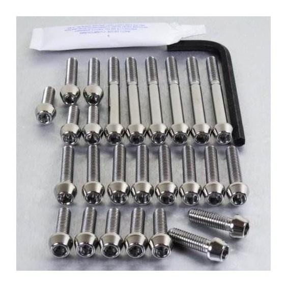 Kit De Motor De Titanio Pegaso 650 Factory