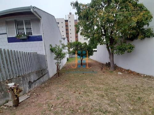 Terreno Zr4 Na Vila Izabel - Te0079