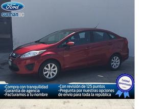 Ford Fiesta Se 4-ptas At 2013 Seminuevos