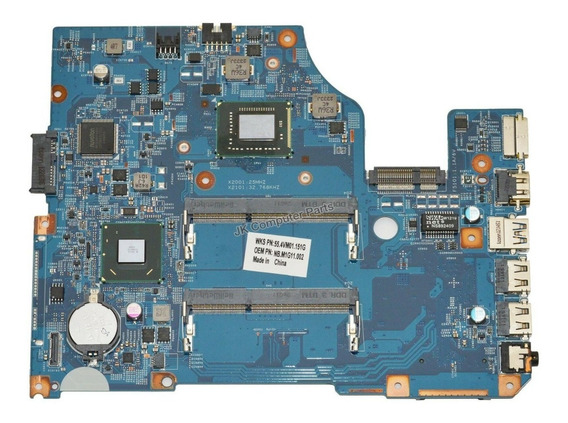 Placa Mae Acer Aspire V5-571 Dual Core 1.4ghz 48.4vm02.011