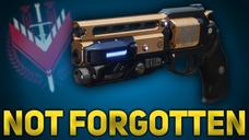 [pc] Recov Not Forgotten | Não Esquecido Destiny 2
