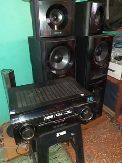 Home Theater Sony Muteky 4.2