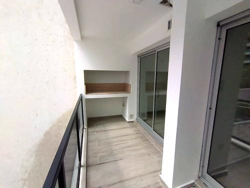 Bº General Paz - Depto 2 Dorm Balcón C/asador Amenities