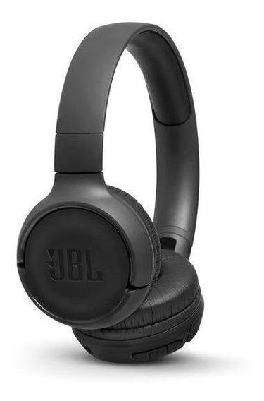 Fone De Ouvido Jbl Tune 500 Bluetooth Preto Com Nfe
