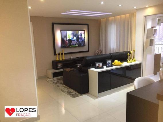 Apartamento Residencial À Venda, Vila Formosa, São Paulo. - Ap0749