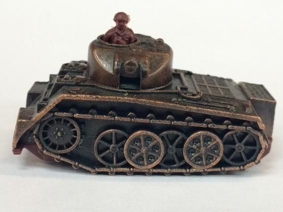Tanque Guerra Coleccion Miniatura Metal Sacapuntas