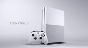 Console Xbox One S Com 5 Jogos 1 Controle E Garantia 9 Meses