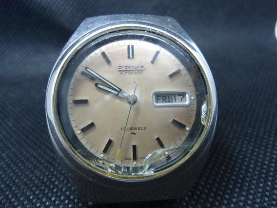 Relógio Automatico Da Marca Seiko Anos 80 Masculino