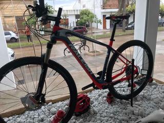Bicicleta Raleigh 8.0 Carbono Rodado 29 Shimano Xt