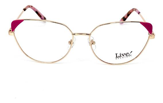 Óculos De Grau Bahamas Pink